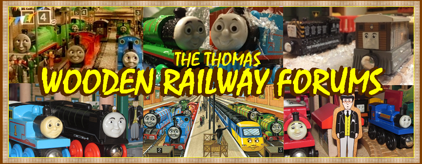 Thomas Wooden Railway Forums (WRF)